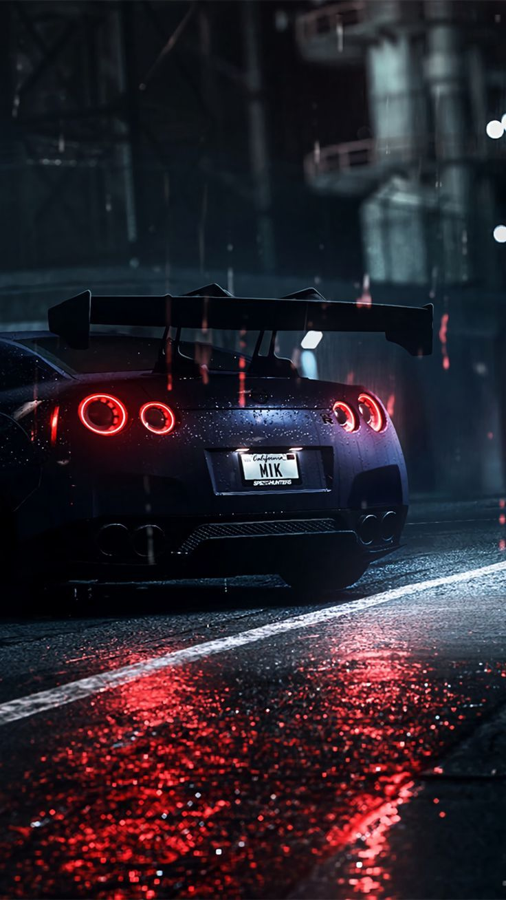 awesome wallpaper 21603840 Nissan GTR sportscar art wallpaper is part of Cars -
