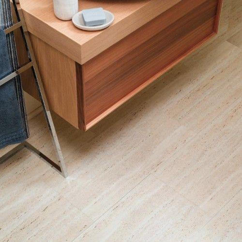 Aqua Tile Flagstone Click Vinyl Flooring