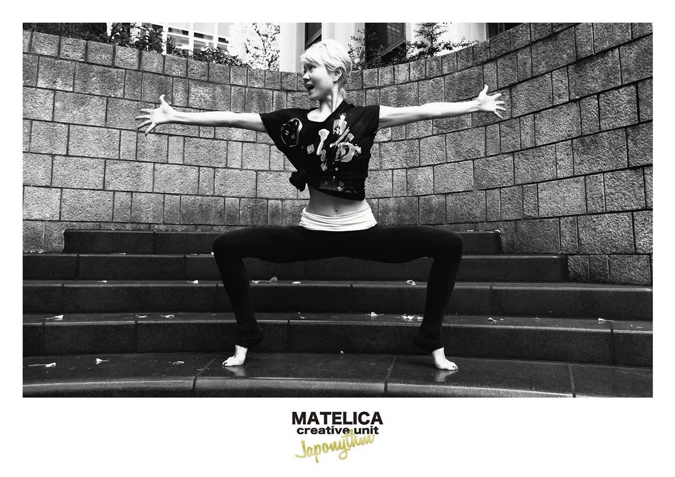 直yogajaponythm × MATELICA in nihobashi #MATELICA#言霊 #直yogajaponythm#腹活#ハラカツ