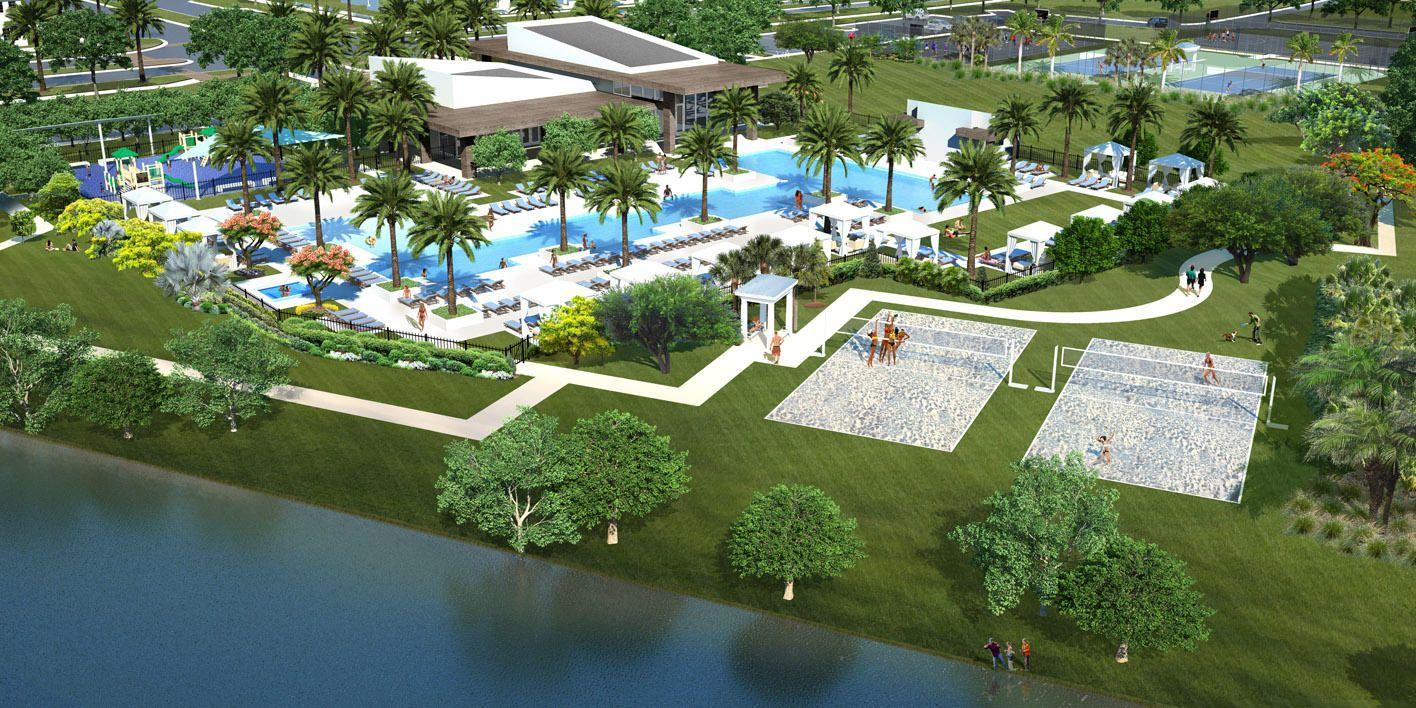 Brand New Homes In Palm Beach Gardens ALTON by Kolter Homes takes ...