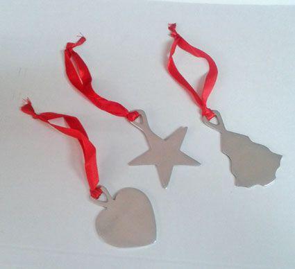 regalos para navidad detalles navideos colgante para rbol de navidad en metal medida
