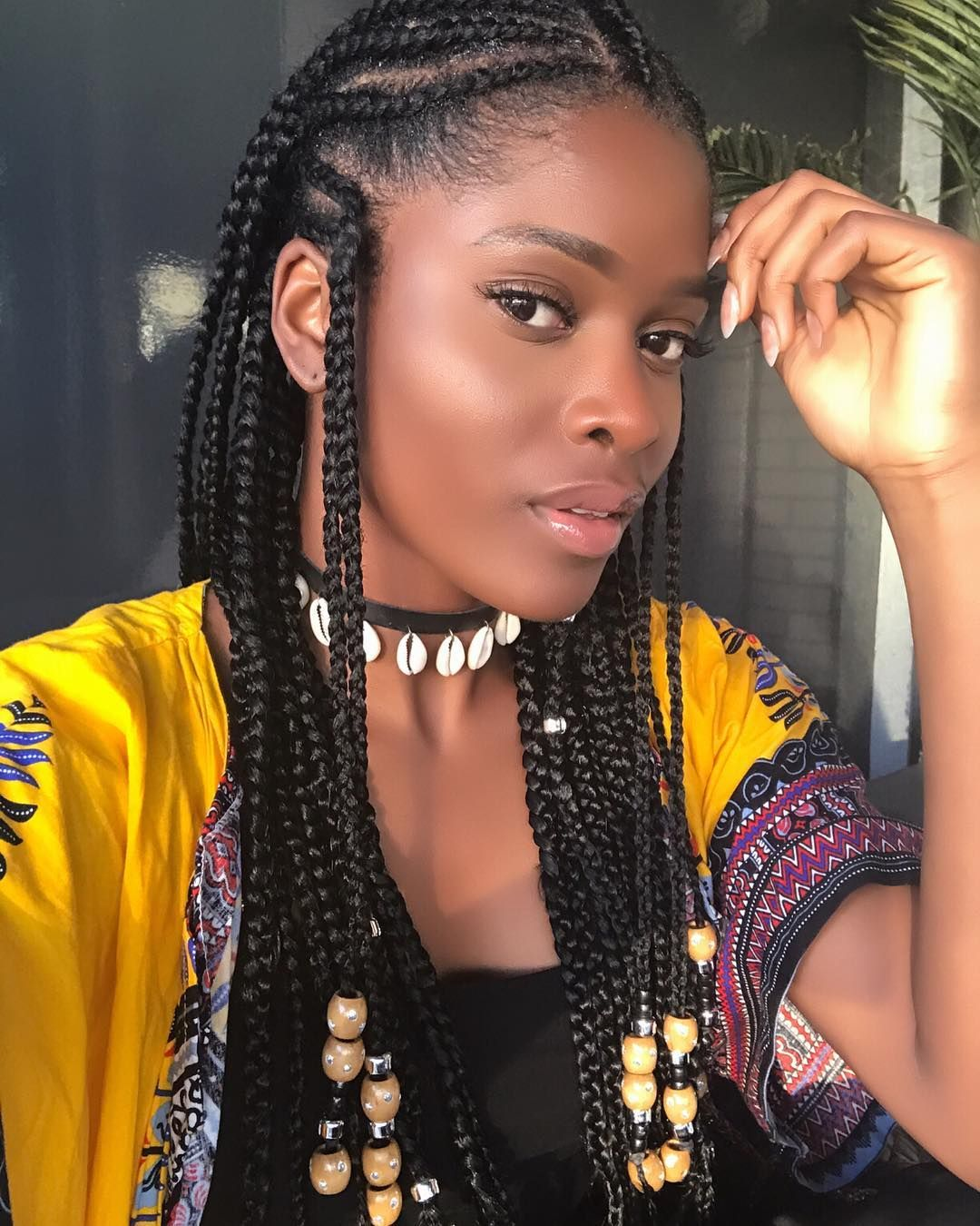 Fulani Braid Inspiration 16 Gorgeous Fulani Braided Styles