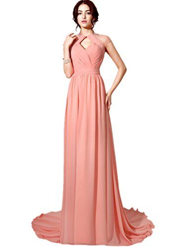 Belle House Women's Long Chiffon Evening Dresses Celebrity Gown Belle House http://www.amazon.com/dp/B01988LWLK/ref=cm_sw_r_pi_dp_FVbDwb0X0FXFD