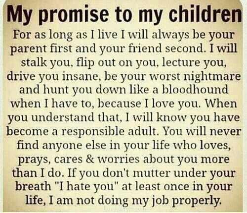 I promise. . Kids