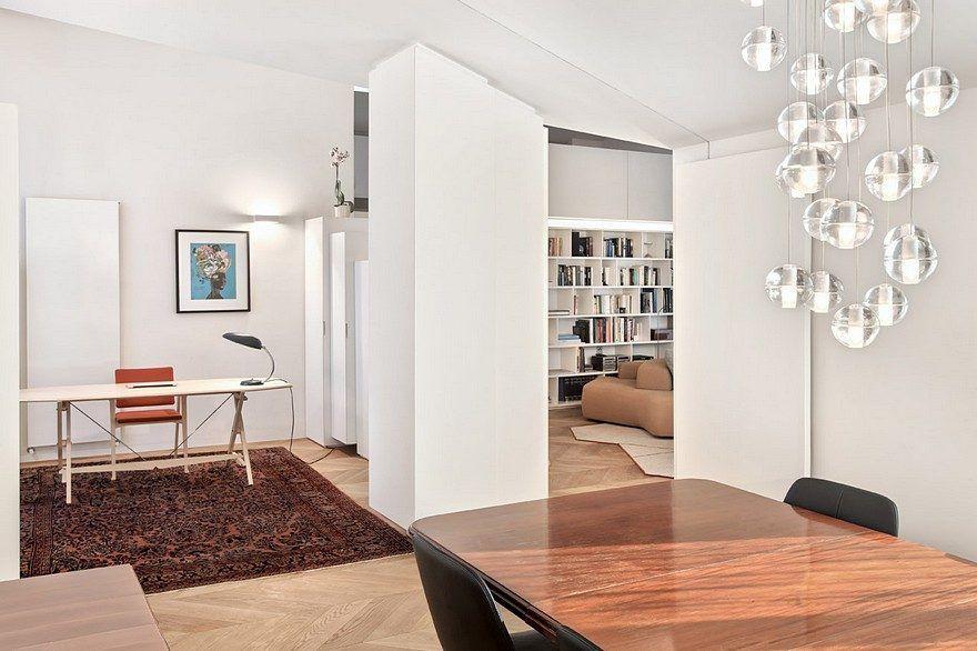 210 sqm Apartment Renewal in Brianza, Italy / Bartoli