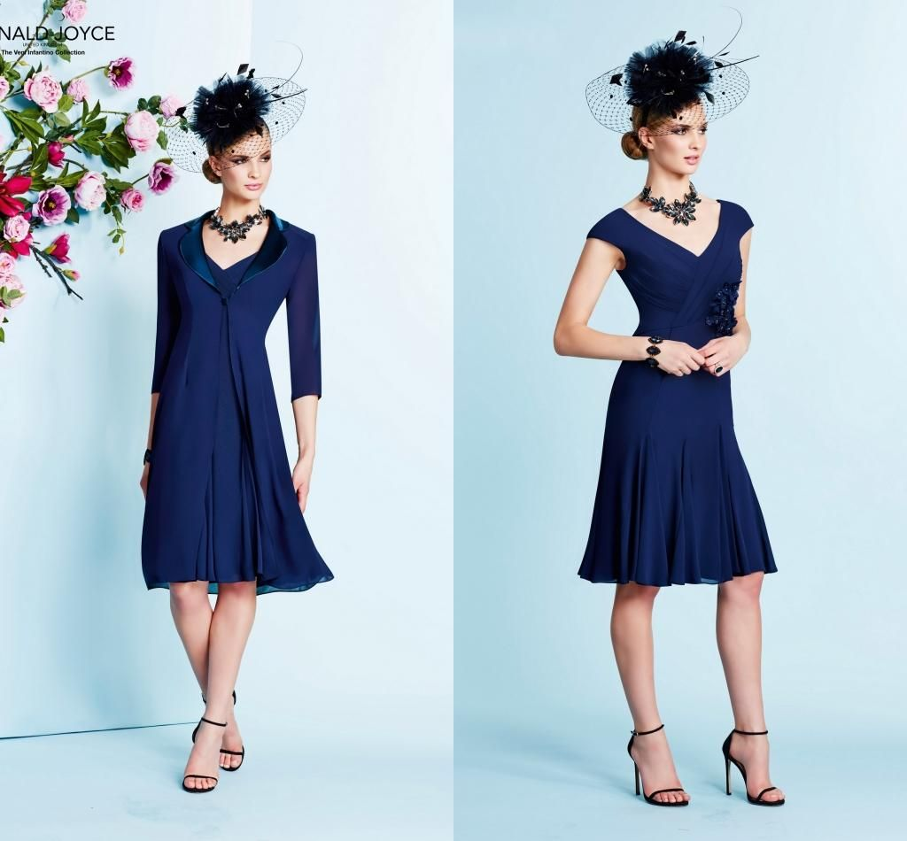Mother Of The Bride Dresses Petite Sizes 2015 Navy Blue