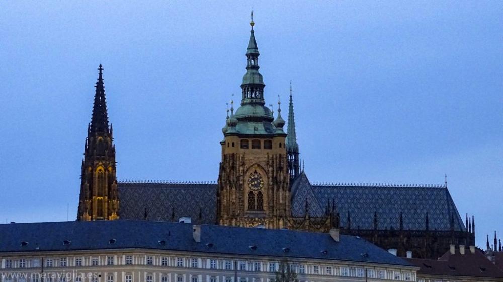 Catedral De Praga Viajes A Praga Corona Checa Praga