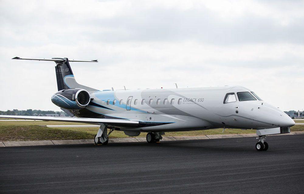 Embraer Legacy 650 - AVIS AERO | Частные самолеты, Самолет