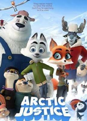 Verpelicula Arctic Justice Thunder Squad Pelicula