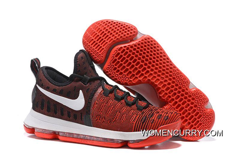 Nike KD 9 USA Mens Basketball Shoes