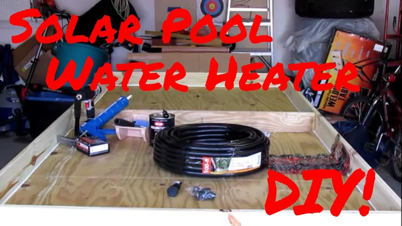 How to build a solar pool heater diy in 2020 solar