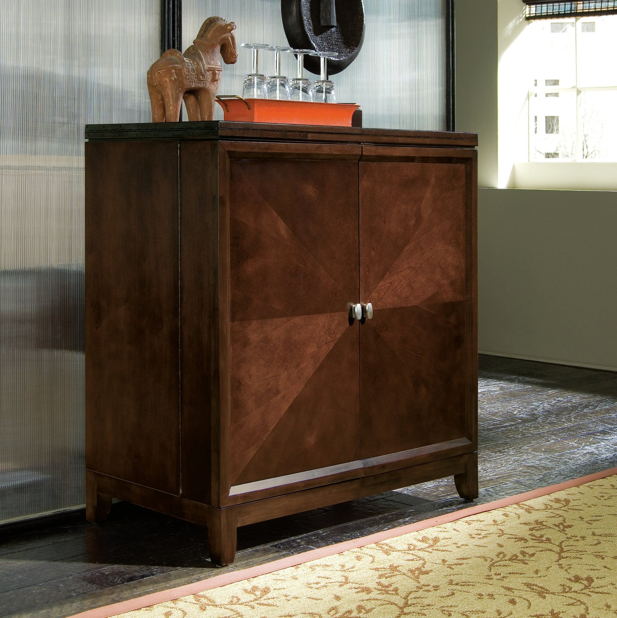 Sealey Bar Cabinet With Wine Storage Bar Furniture Bar Cabinet Home Wine Bar
