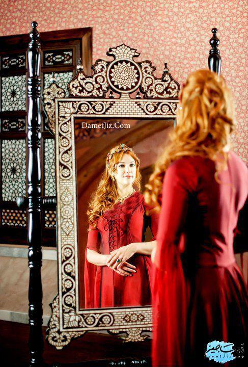 عکسهای خرم سلطان بازیگر زن سریال ترکی حریم سلطان Kadin Sultan Tv Dizileri