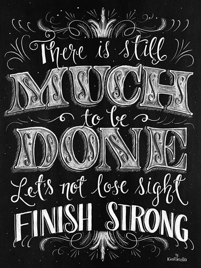 Finish Strong Quotes 16 Majorly Inspirational Quotes To Get You Through A Tough Day  So