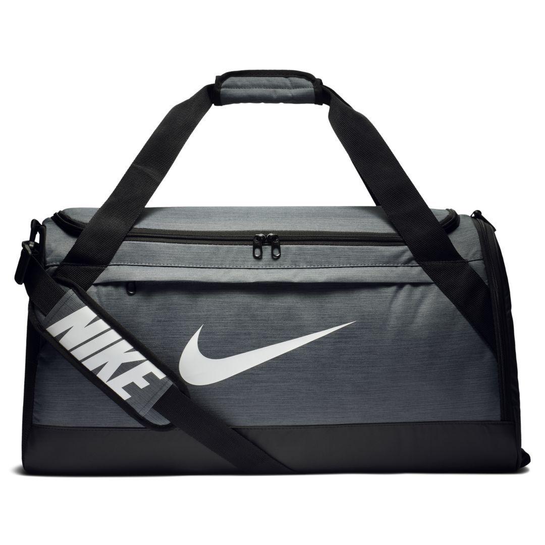 413b696008 Nike Brasilia Training Duffel Bag (Medium) Size ONE SIZE (Flint Grey ...