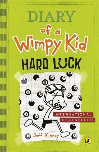 Hard luck diary of a wimpy kid by jeff kinney httpsmileazon hard luck diary of a wimpy kid by jeff kinney http solutioingenieria Images