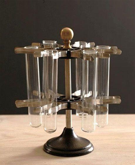 Test tube vase decor pinterest best test for Test tube vase