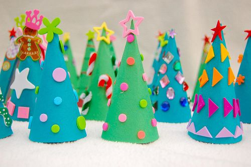 christmas crafts for kids! Crafts, Holidays and Xmas