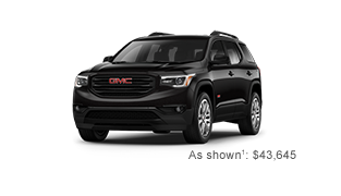 Advanced All Wheel Drive With Active Twin Clutch Is Designed To Help Deliver Improved Driver Control To Keep Acadia On Its In With Images Mid Size Suv Suv Best Compact Suv