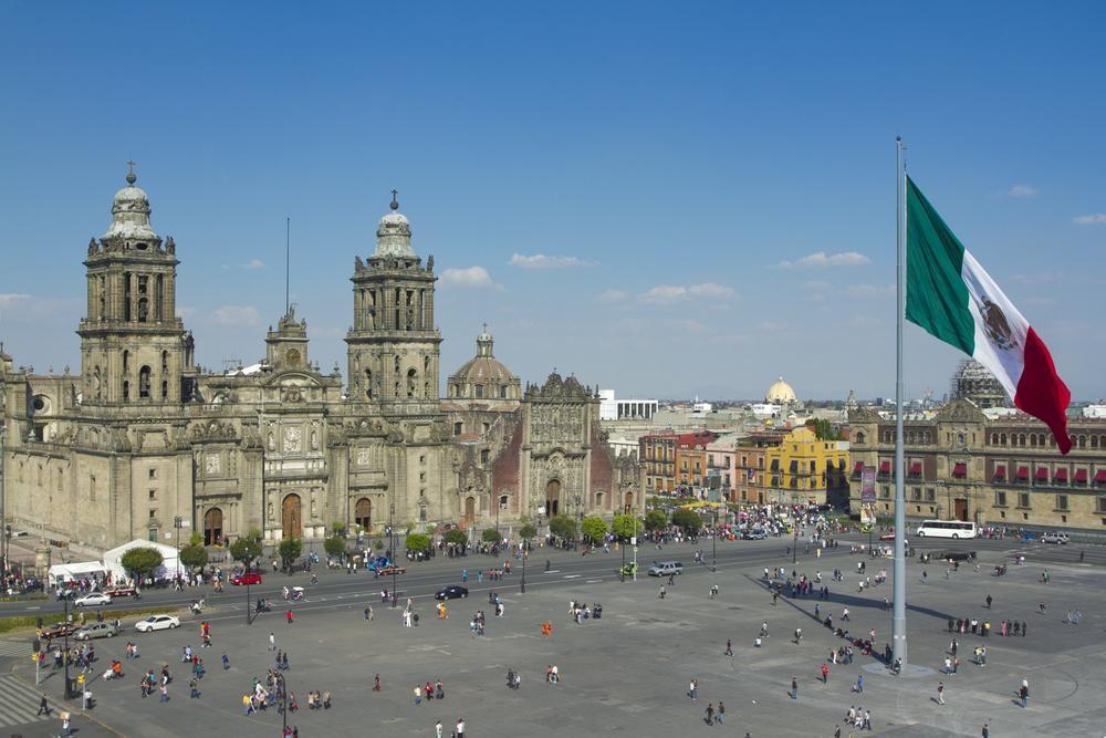 Мехико, что нам известно об этом городе и чем привлекает ...