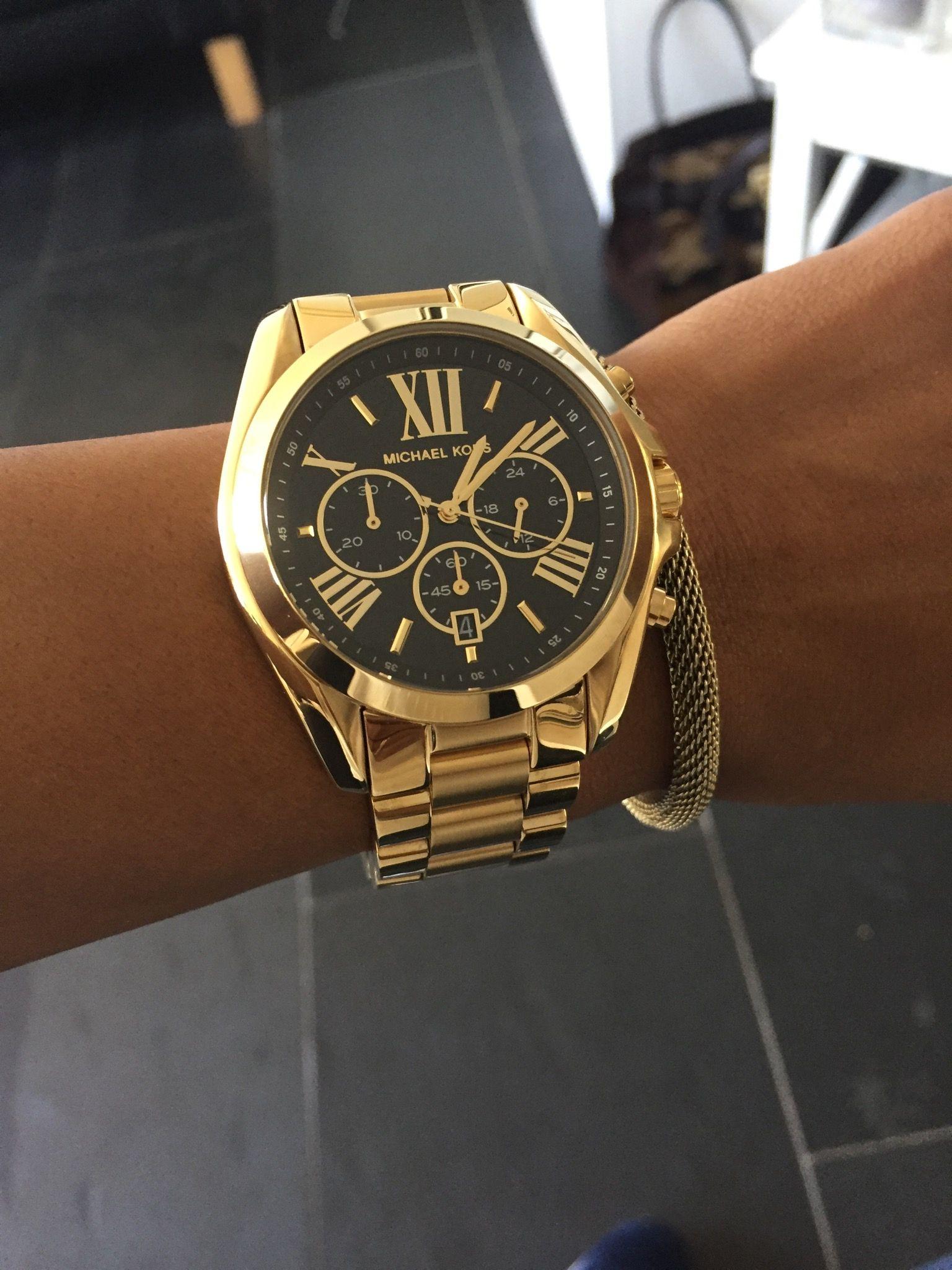 Michael Kors Bradshaw Chronograph Mk5739 Michael Kors Uhr Uhren