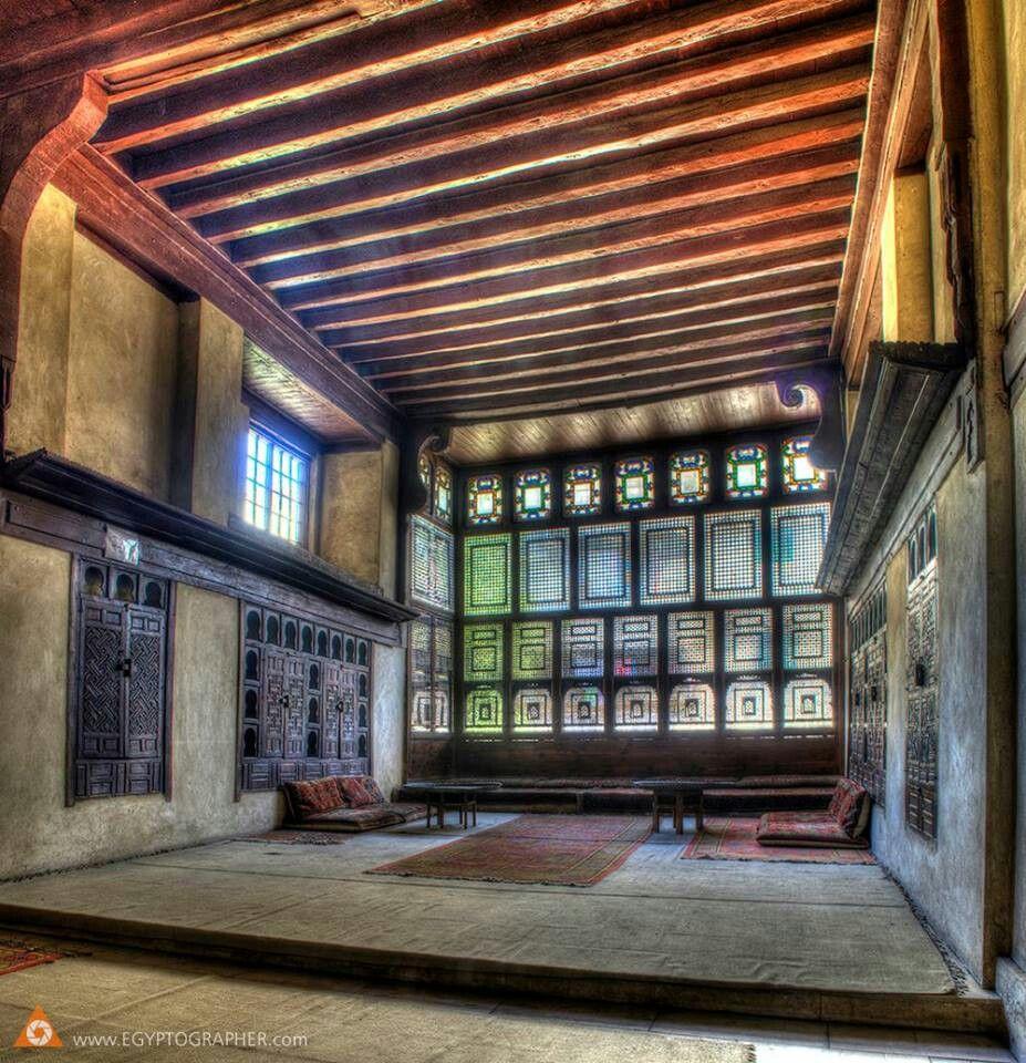 بيت السحيمي وااااو  traditional interiors - Inspiration for House in Middle East by SI Architects