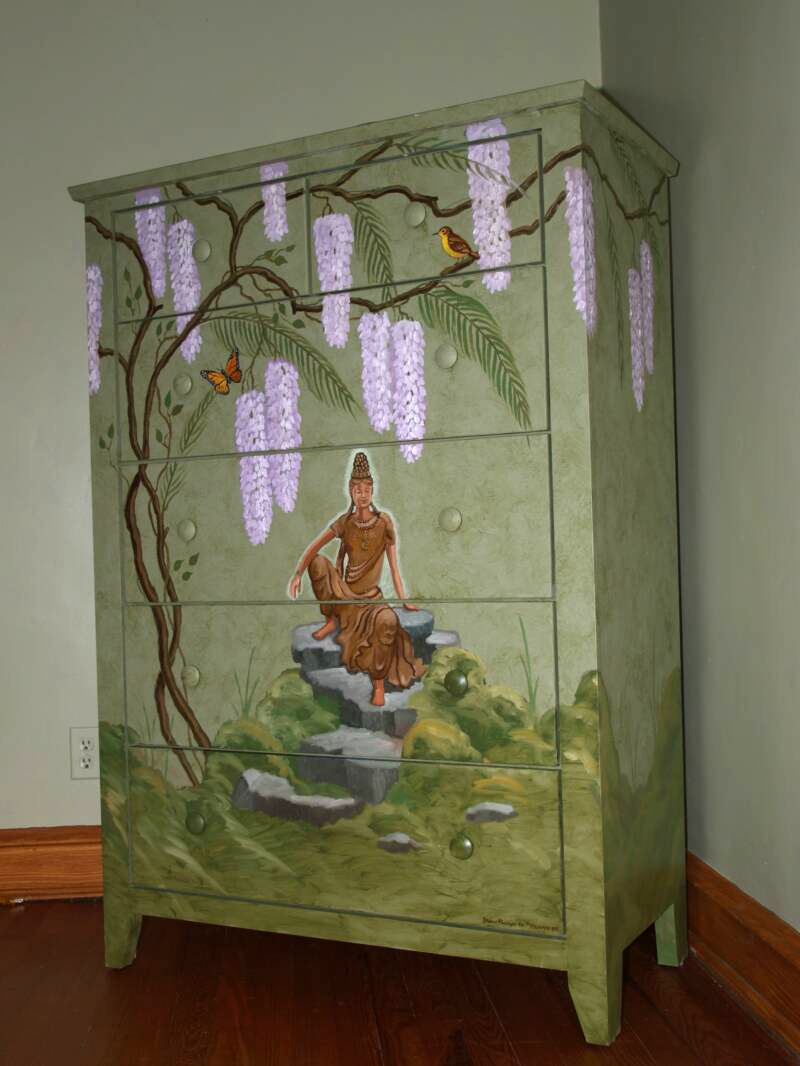 Decorative Painting On Wood Furniture   Best Furniture Gallery Check More  At Http://