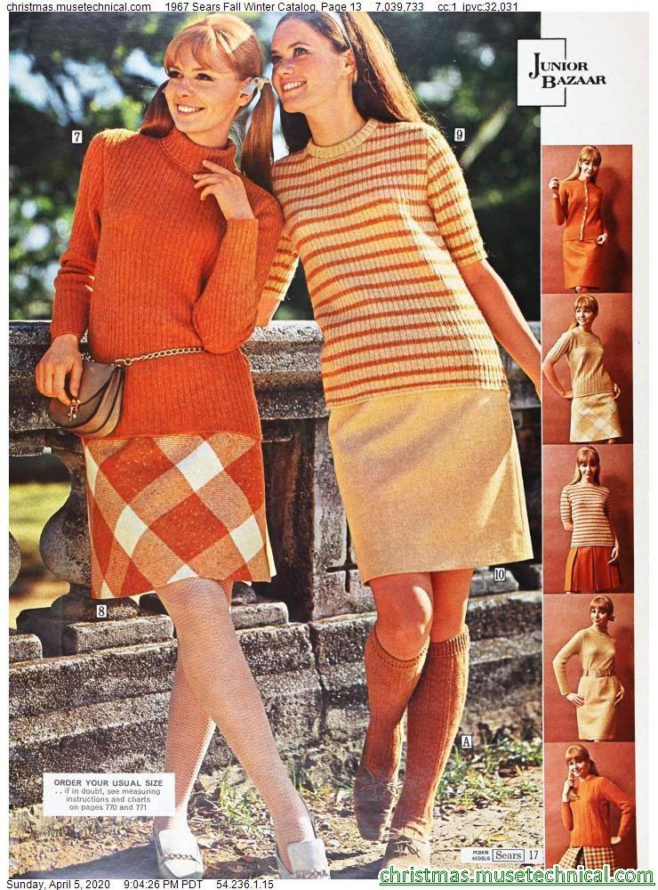 1967 Sears Fall Winter Catalog, Page 13 - Christma