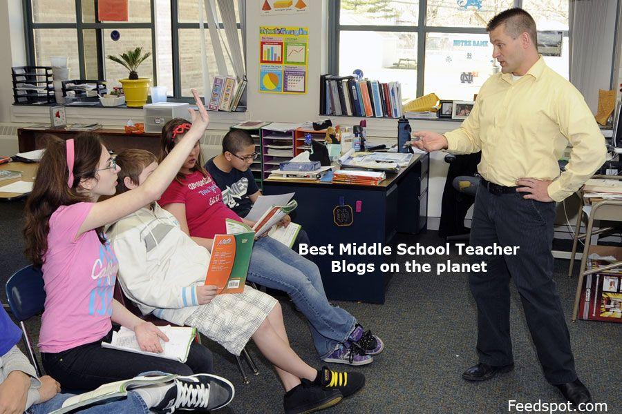 Top Middle School Teacher Blogs School teacher, Military