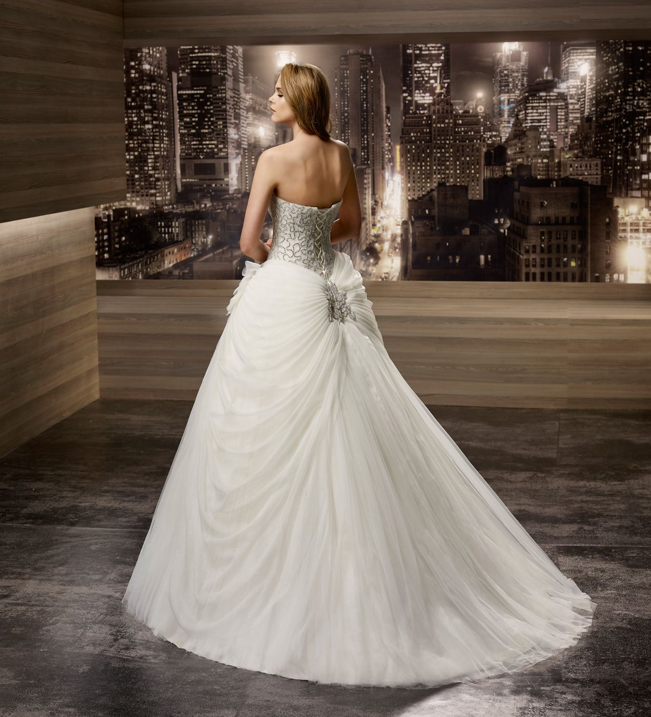 Wedding Dress Romance  ROAB16804 2016