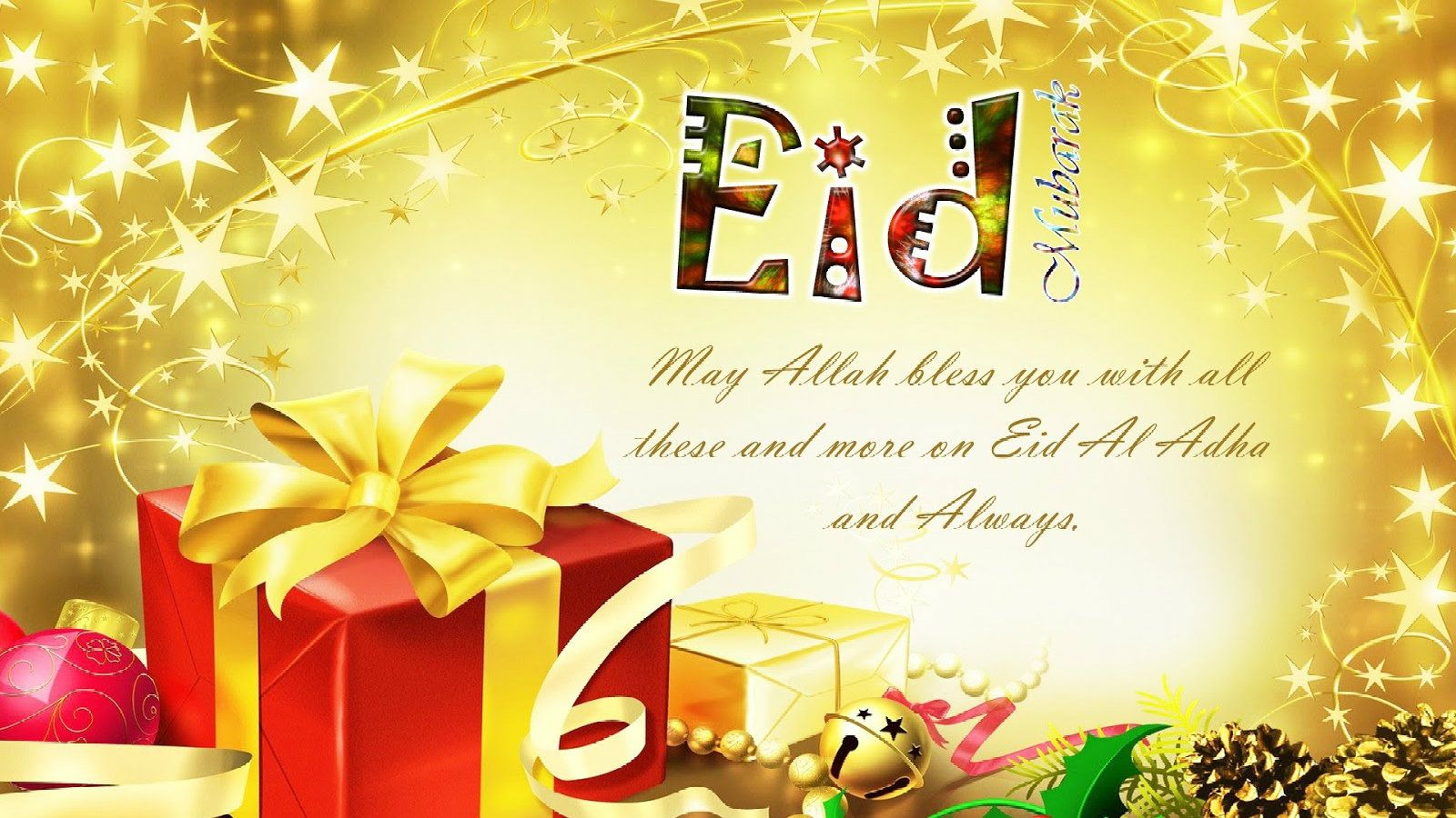 Rivergate resort wishes you all eid mubarak eid is one of the most we have come to share with you the bakri id eid ul adha 2014 greetings wallpapers for all our dear visitors it is one of the two religious holidays that kristyandbryce Choice Image