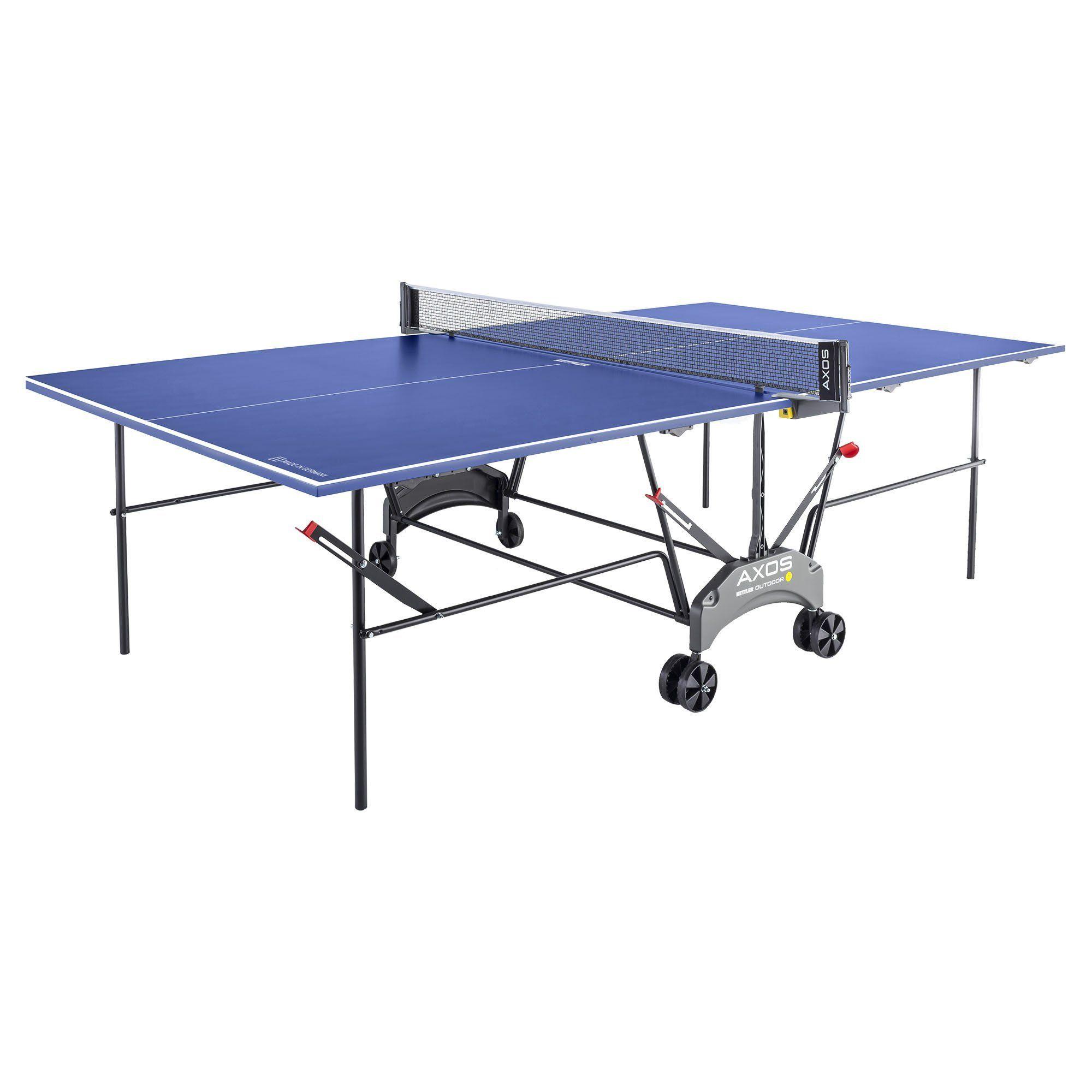 Kettler TT Platte AXOS Outdoor 1 Blau/weiß 07047 950
