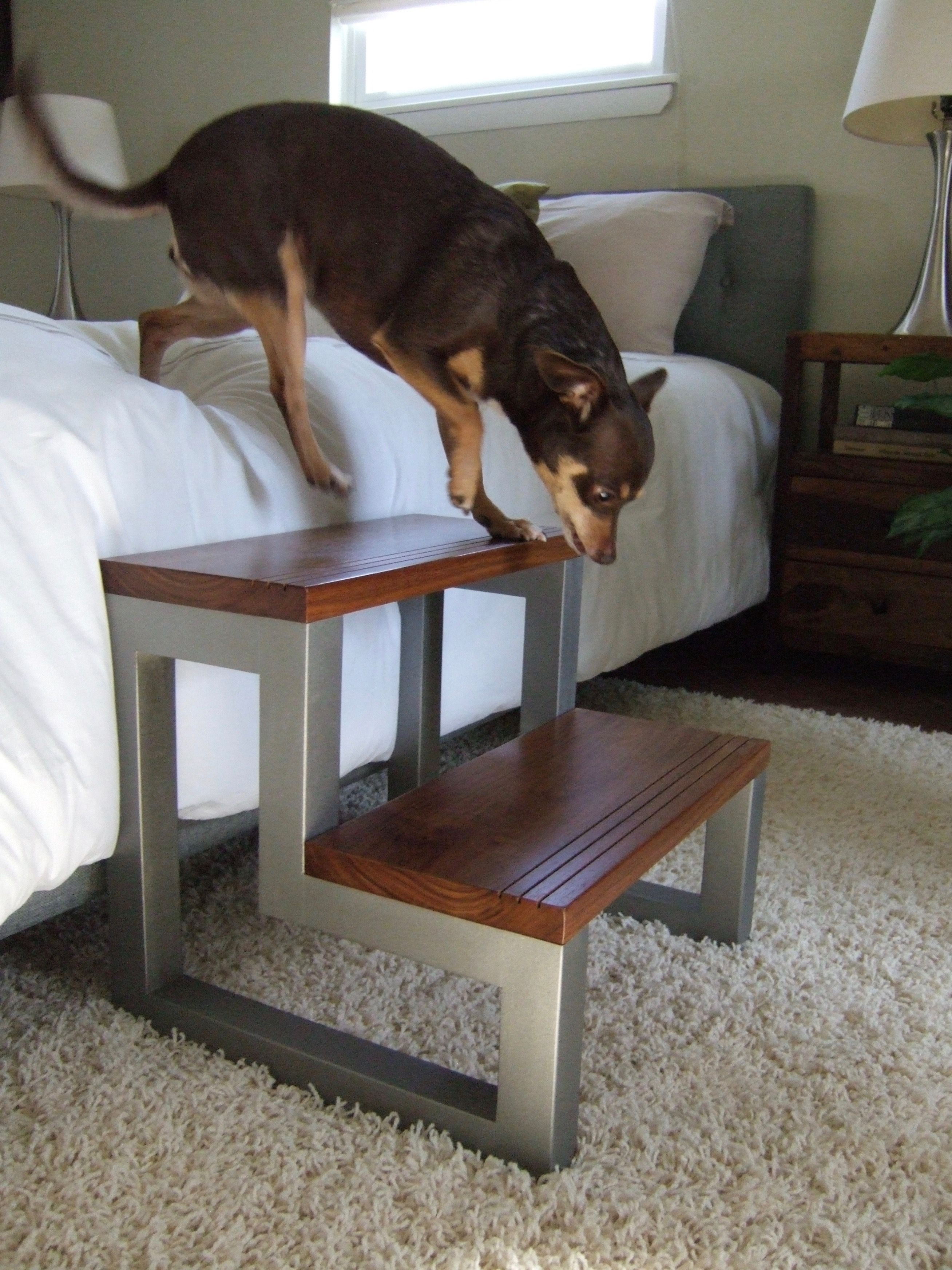 modern pet furniture. Solid Wood Modern Pet Steps Available In A Variety Of Color And Choices! Furniture