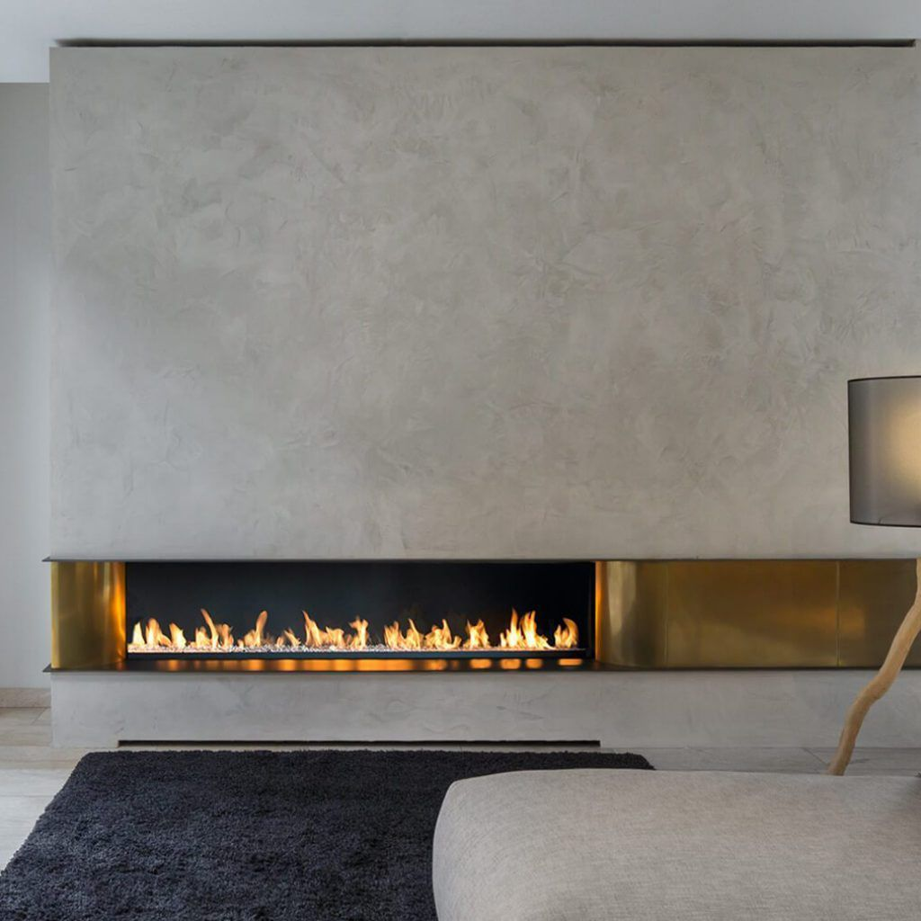 2019 Trends In Fireplaces Modern Fireplace Contemporary