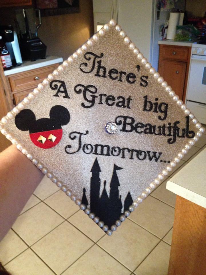 Disney Graduation Cap Disney Graduation Cap