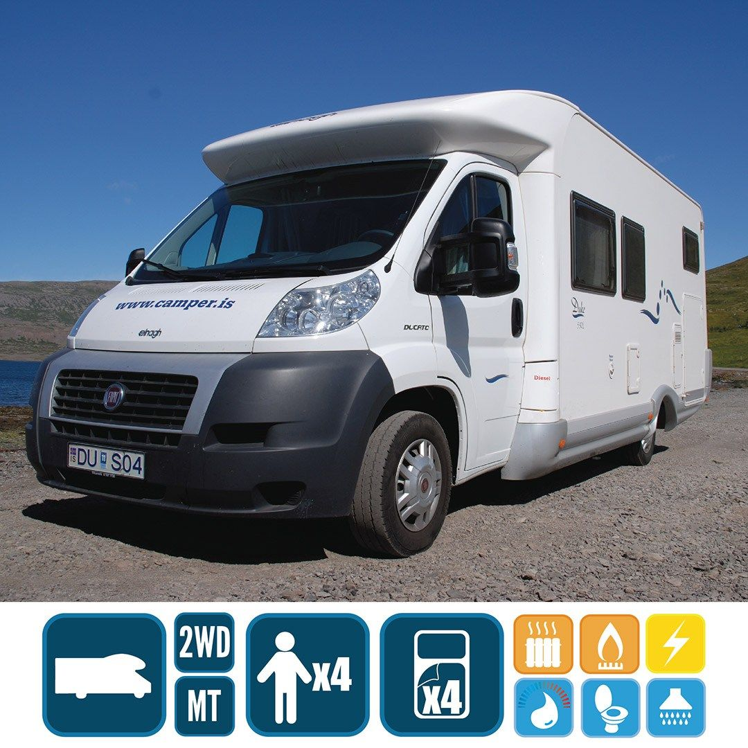 Conditions Camper Iceland Rent a Motor Home, a 4x4