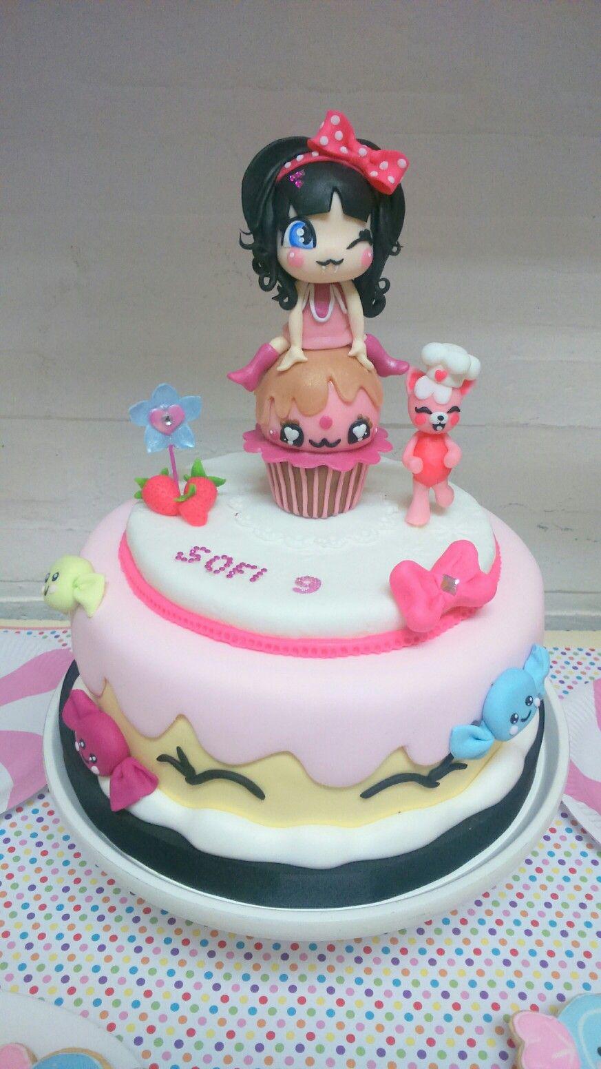Kawaii cake   Desserts, Cake, Sweet
