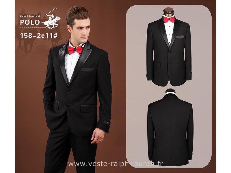 boutique Costumes Homme Ralph Lauren 2015 coton edition limitee mode pas  cher 158 noir Polo Ralph fe0855fae79