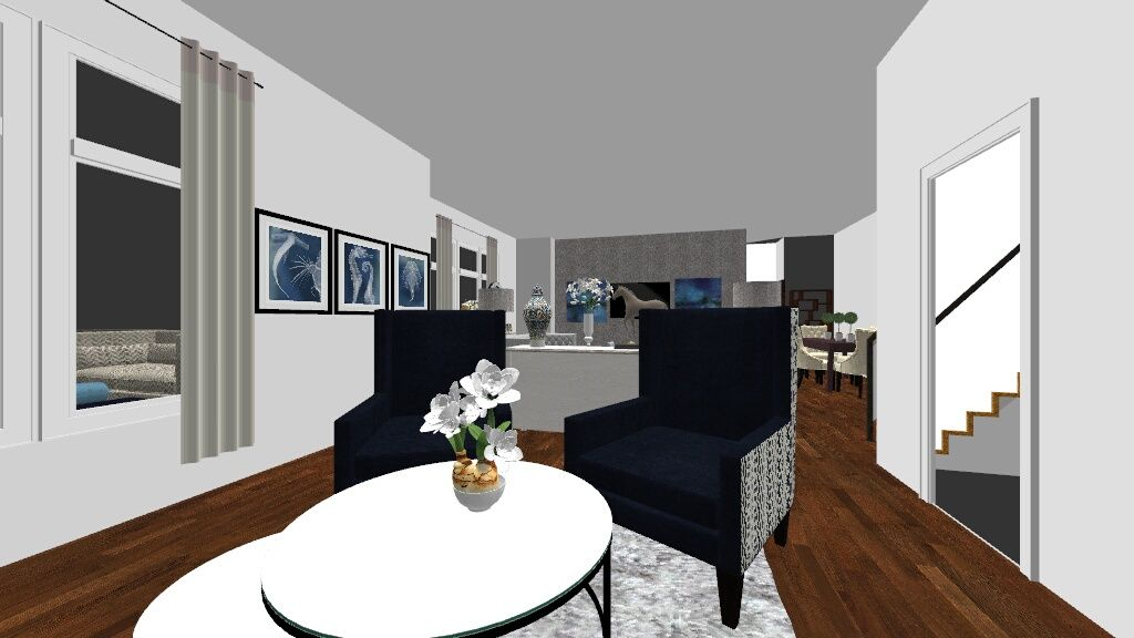 Elegant House · 3D Room Planning Tool.