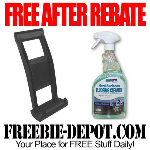 Free After Rebate Panel Carrier Floor Cleaner At Menards Exp 10 1 16 Free Freeafterrebate Freestuff Free After Rebate Floor Cleaner Rebates