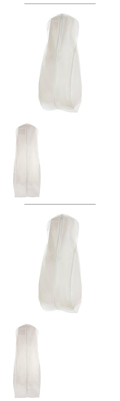 Wedding dress preservation box  Storage Bags and Preservation  Garment Bag Dress Cover Travel