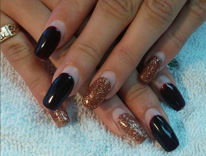 80 stylish acrylic nail design ideas perfect for any occasion - Nail Design Ideas