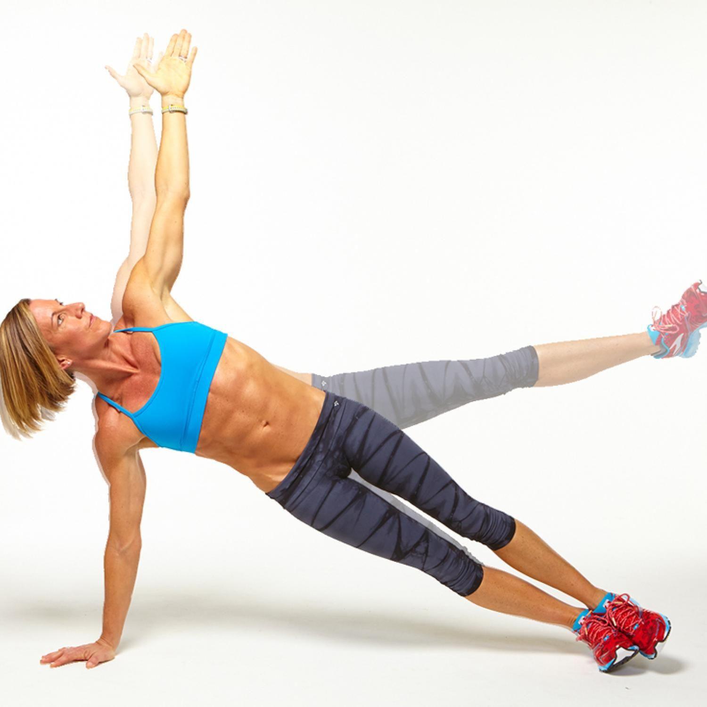 19++ Side plank reach through ideas