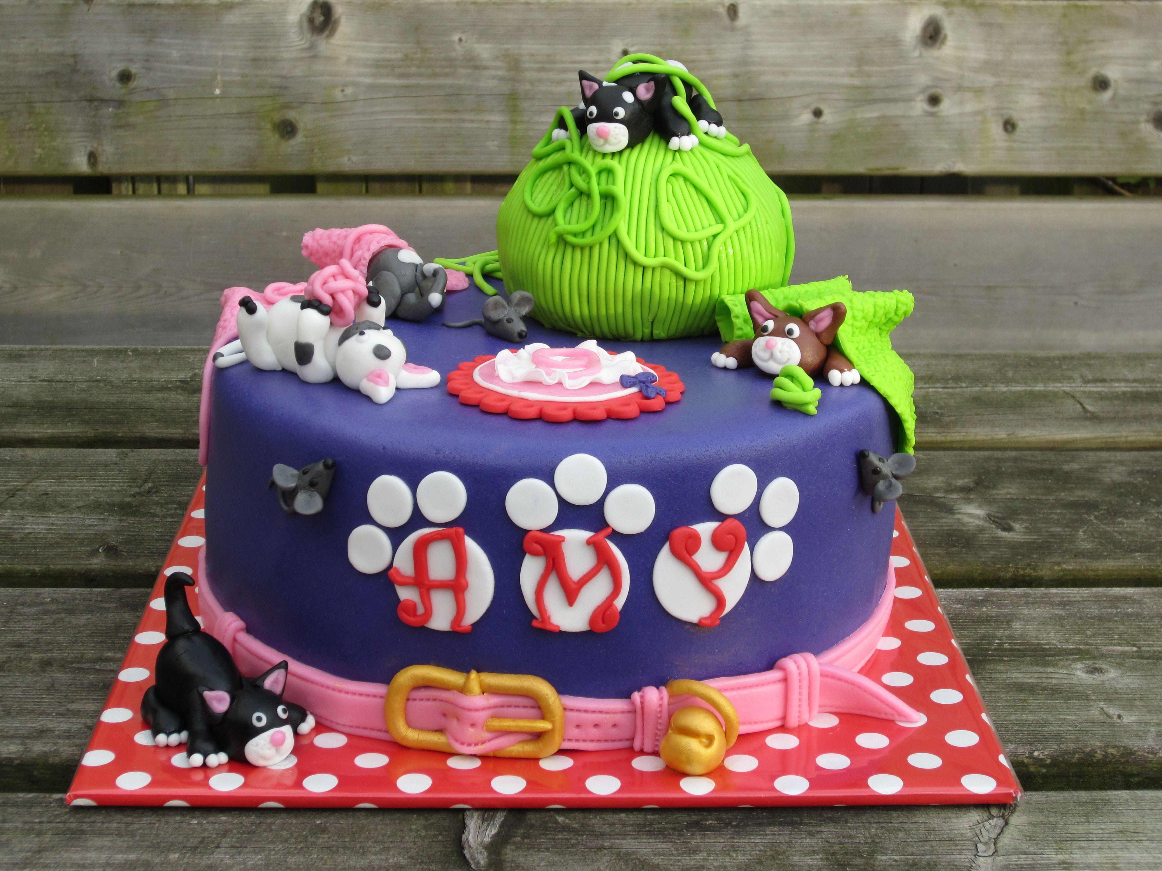 Cat cake!