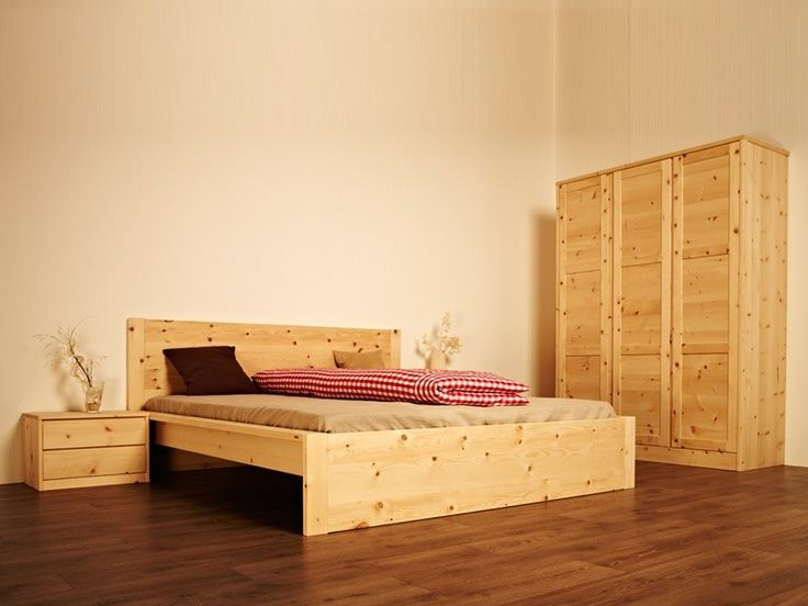 Sleep In A Room Full With Products Of Swiss Stone Pine