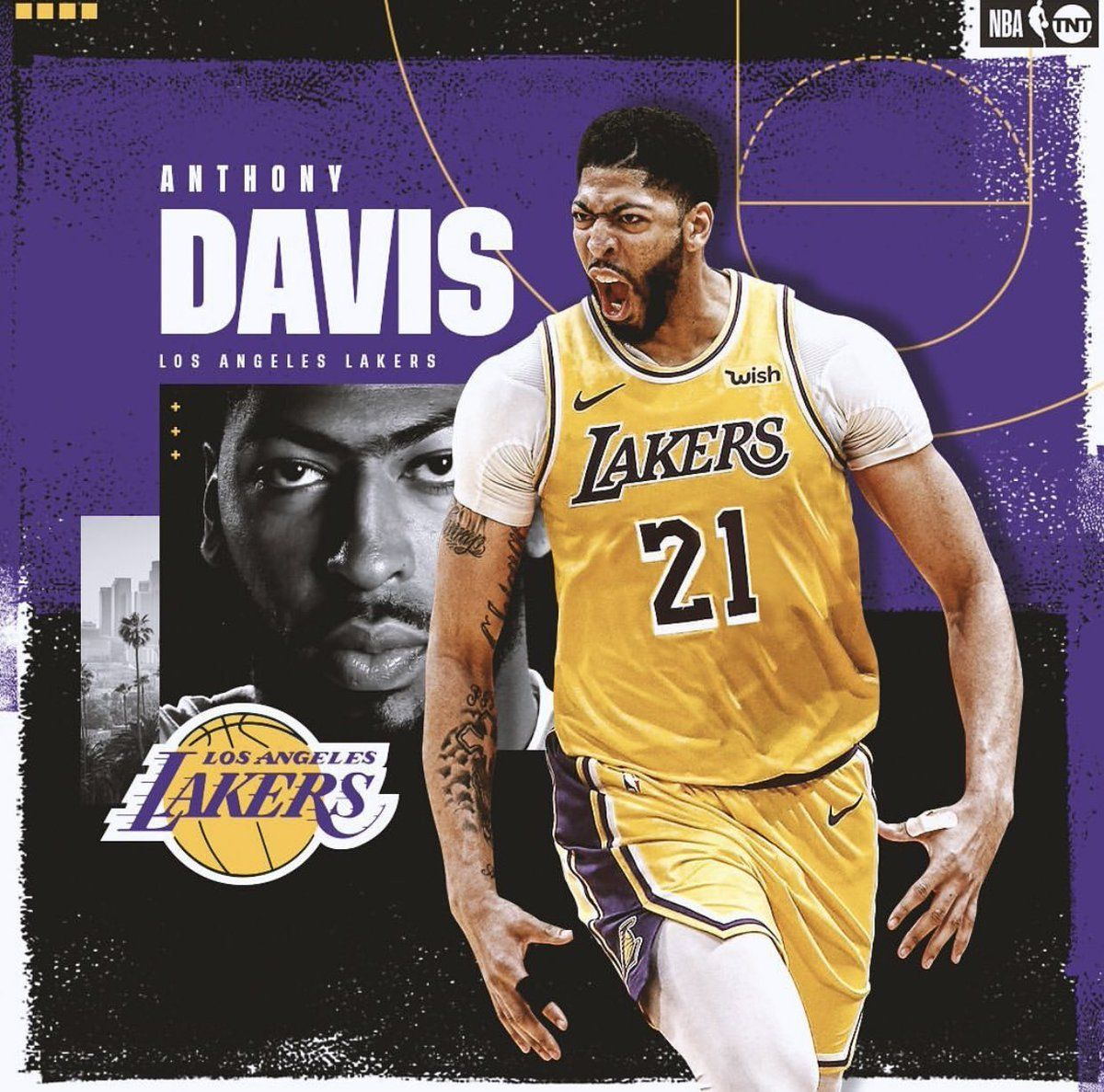 Abby Treece Twitter In 2020 With Images Anthony Davis