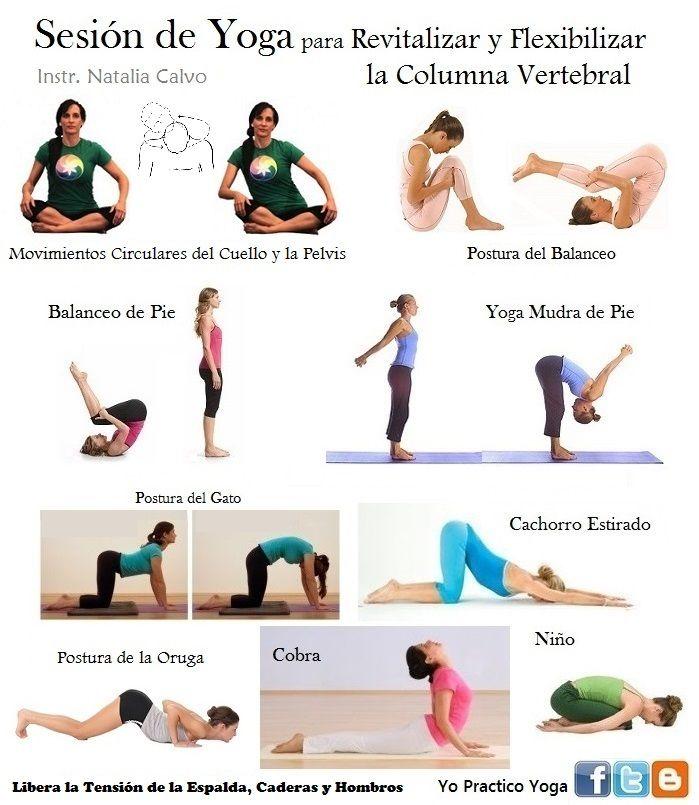 Según El Saber Popular Hindú Puedes Mantenerte Joven Manteniendo Flexible Tu Columna Vertebral Pero Entrenamiento De Yoga Consejos De Yoga Yoga Principiantes