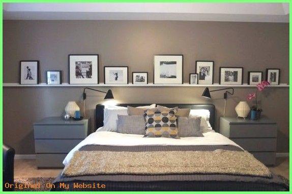 schlafzimmer ideen wandgestaltung Hängen dir die leeren
