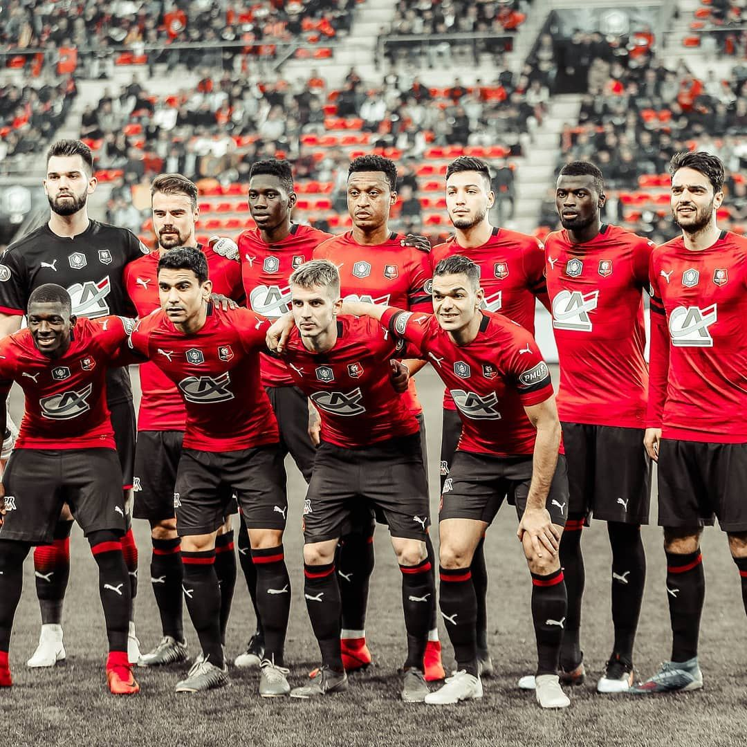 Stade Rennais F C Instagram Com Staderennais Rennes Rougeetnoir Roazhonpark Football Coupedefrance Cdf Srfcuso A Rennes Christmas Sweaters Football