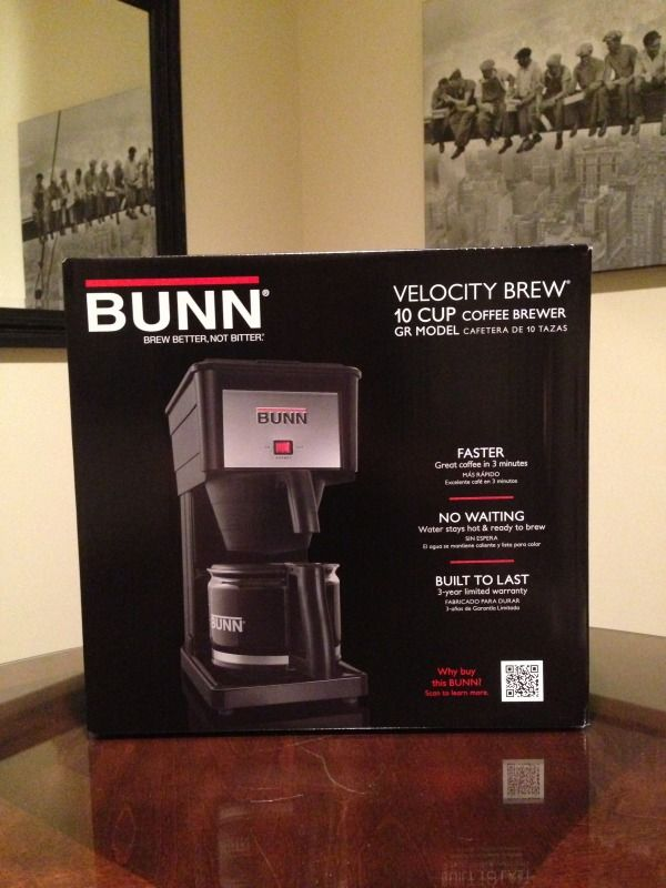 Bunn Coffee Maker Made In Usa With Images Bunn Coffee Maker